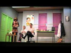 """PART 1 - """"Si c'était à refaire""""  de Laurent Ruquier -  2008 - La Troupe ..."""