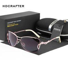 Women Retro Fashion Polarized Outdoor Driving Designer Sunglasses Glasses Shades   eBay