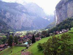 Lauterbrunnen valley, Murren