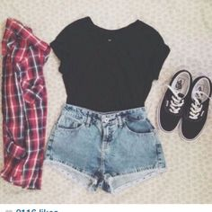 first day of school outfits | Tumblr