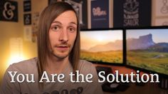 If You Are the Problem, You Are the Solution http://seanwes.tv/151