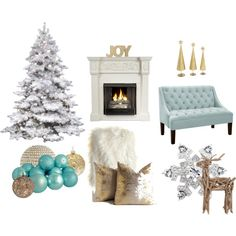 Christmas Time Is Here!!! By Susan Colaire On Polyvore Featuring Interior,