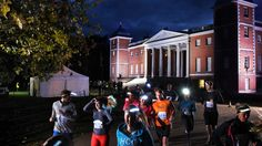 Night running at Osterley Park, London © National Trust Images