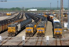 RailPictures.Net Photo: UP 6746 Union Pacific GE AC4400CW at Kansas City, Kansas by Zach Pumphery