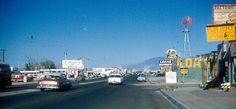 1950's Speedway Boulevard, Tucson Arizona