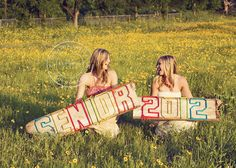 Senior Portraits-cute idea for a graduating year.  looks like string and nail on wood.