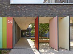 Kita von (se)arch architekten bei Stuttgart / Farbschwelle - Architektur und Architekten - News / Meldungen / Nachrichten - BauNetz.de