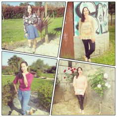 Dulce y Chic by Nuria: Outfits Mayo