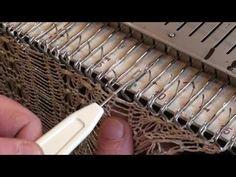 YouTube Knitting Machine, Videos, Youtube, Tutorials, Dots, Tejidos, Knitting Machine Patterns, Knitting Patterns, Knitting Looms