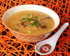 Paleo Hot and Sour Soup - paleocupboard.com
