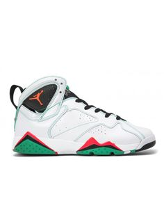 check out 5cea6 72275 Air Jordan 7 Retro 30th Gg Verde White Infrared 23 Black Verde 705417 138