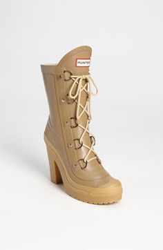 Hunter 'Gabby' Boot available at #Nordstrom