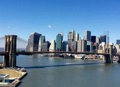 Brooklyn Bridge - New York City - NYC Skyline