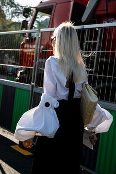 Street Style Paris Fashion Week Primavera Verano 2017   Galería de fotos 15 de 250   VOGUE
