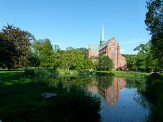Ausflug nach Bad Doberan im Rahmen unserer Malreise an die Ostsee   Doberaner Münster (c) FRank Koebsch