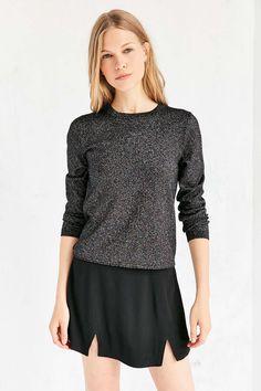 Ecote Cosmic Crew-Neck Sweater