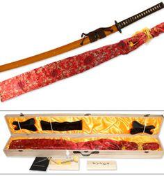 Ronin Gold Katana | Takumi Warrior