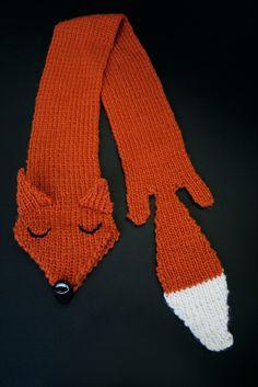 Friendly Fox Fur