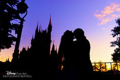 Your once upon a time begins with Disney's Fairy Tale Weddings & Honeymoons. Photo: Amy, Disney Fine Art Photography
