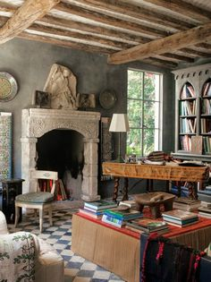 kuhle dekoration kommode schwarz antik, 42 besten einrichtung bilder auf pinterest | einrichtung, möbel und, Innenarchitektur