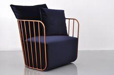 Phase Design | Reza Feiz Designer | Bride's Veil Chair - Phase Design | Reza…