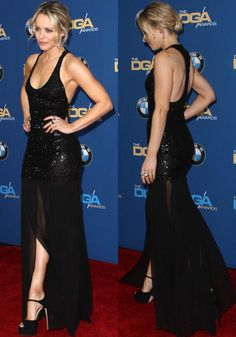 Rachel McAdams at the 68th annual DGA Awards 2016 held at the Hyatt Regency Century Plaza in Los Angeles on February 6, 2016