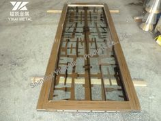 Chinese manufacturer of laser cut screens and modern metal furniture, specialize in custom design decorative metal products and ship worldwidely. Laser Cut Metal, Laser Cutting, Stainless Steel Screen, Partition Screen, Laser Cut Screens, Metal Screen, Metal Furniture, Mirror, Gallery