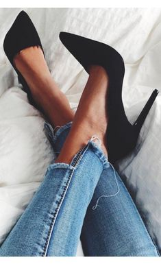Miranda Heels Black