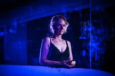 Production photos released from UNFAITHFUL at Found111 London, starring Sean…