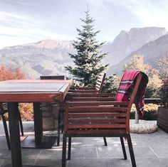 Aristi, GR Outdoor Chairs, Outdoor Furniture, Outdoor Decor, Wish I Was There, Never Stop Exploring, Cozy Blankets, Greece, Earth, World