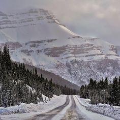 Banff ❤️ BAMF @travelalberta #explorealberta #amiright