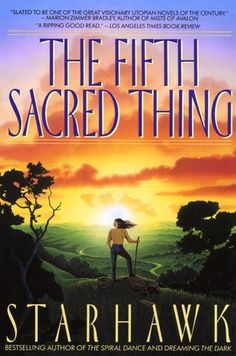 The Fifth Sacred Thing. I absolutely adore this book!