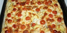 Kartofler og rosmarin smager fantastisk sammen - også på pizza.