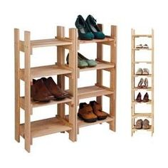 Gaston Shoe Rack Designed By Christian Hoisl And Anneke Beiger For Side Provides Space 9 Pairs Of Mens Shoes 12 L