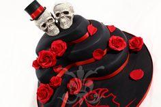gothic bride   Gothic Wedding