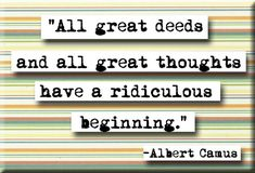 Quotes for Fun   QUOTATION – Image :    As the quote says – Description  albert camus   Sharing is love, sharing is everything