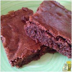 One Bowl Brownies [Gluten Free]