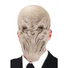 Doctor Who The Silence Adult Costume EVA Half Mask