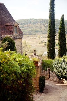 Dordogne, France via cannelle et vanille