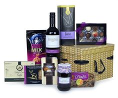 This Fathers Day Hamper is a bit special. Filled with Artisan delights ...