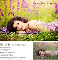 Before Afters - Greater Than Gatsby - Greater Than Gatsby | Professional Photoshop Actions