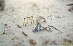 Playground #tiltshift