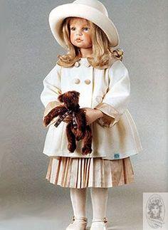 Hildegard Gunzel Glorian Julian doll for 2000