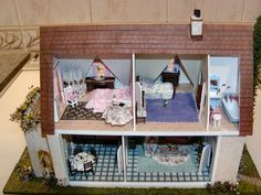 'The Bungalow from Suzanne/Andrew' 1:48 house from the back