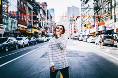 http://chicerman.com billy-george: The best of #menswear on Instagram this week Above: Hitting the streets in a casual outfit is a great way to dress down a weekend outing. Via IG: @ryankpotter Below: Its a busy day at work and you dress for it. Wearing a turtleneck and blazer is a great way to wear it differently this coming winter. Via IG @richardjamesofficial Im a huge fan of blues. This is especially so when you pair a navy blazer with indigo denim. Great outfit. Via IG @mr_project_m Ok…