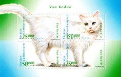 Turkish stamps (miniature sheet)