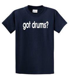 Amazon.com: got drums shirt