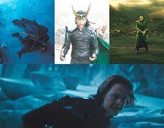 Loki + Knives = OTP