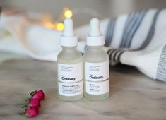 The Ordinary routine for mature skin | 6 month update - Loved by Elena