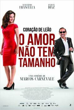 """""""Coração de Leão - O Amor Não Tem Tamanho"""" (Corazón de León - 2014)"""